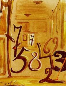 'Las Meninas' di Dali