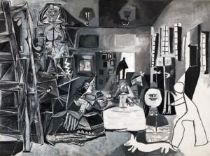 'Las Meninas' di Picasso