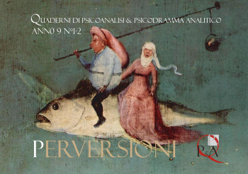 "RIVISTA SIPsA – ""Perversioni"""