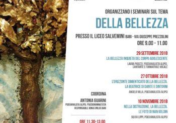 """CICLO DI INCONTRI – """"Seminari sul tema della bellezza"""""""