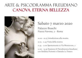 "EVENTO – ""Arte & Psicodramma freudiano: Canova. Eterna bellezza"""