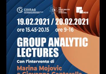 """EVENTO INTERNAZIONALE – Group Analytic Lectures """"Trauma e rifugio psico-sociale"""""""