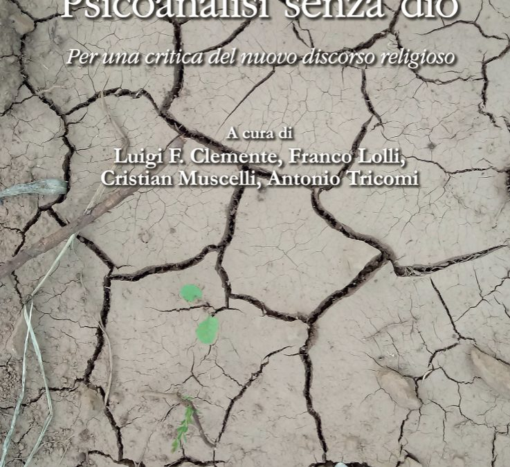 "LIBRO – ""Psicoanalisi senza Dio"""